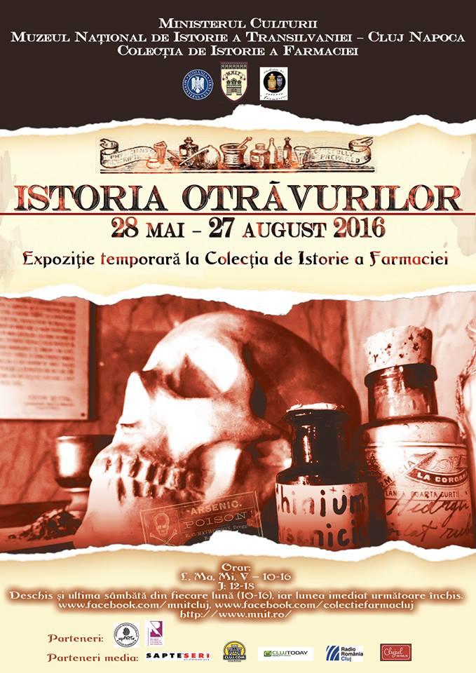 Istoria otravurilor